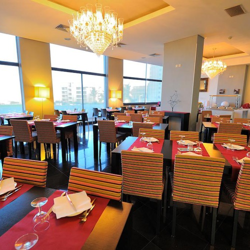 Restaurant Oceano Atlântico Apartments