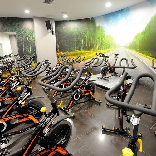 Evoc Health Club Oceano Atlântico Apartments
