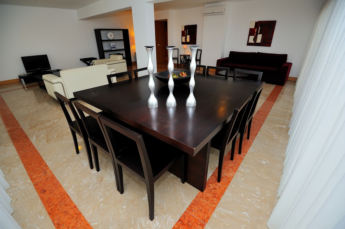 FOUR-BEDROOM APARTMENT Oceano Atlântico Apartments