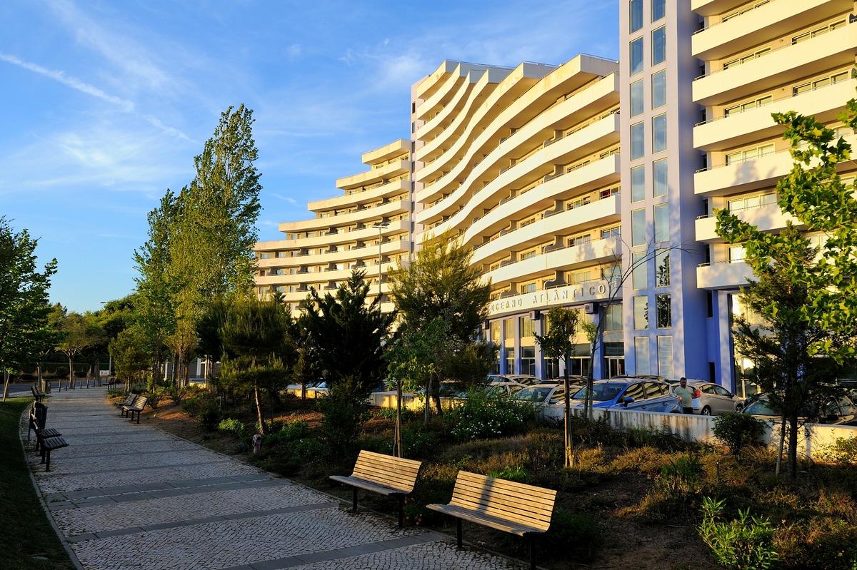 Oceano atlantico apartments portim o i official site - Apartamentos algarve ...